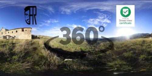 virtual tour 360 promozione google maps street view calabria cosenza saracena