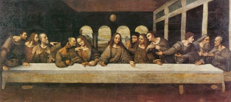 Anonimo milanese (XVI-secolo) Pinacoteca di Brera