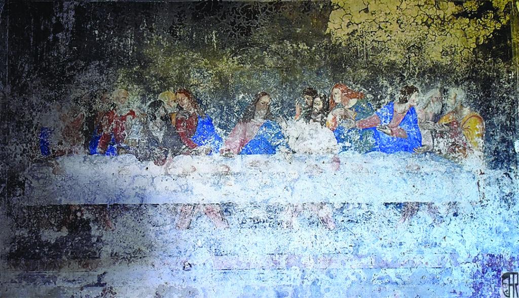 Anonimo, Ex convento dei Cappuccini di Saracena (CS)